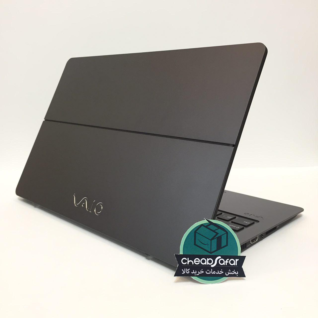 VAIO Z (flip) 2-in-1 Laptop (Intel Core i7-6567U, 16GB SSD, Windows 10 Pro)