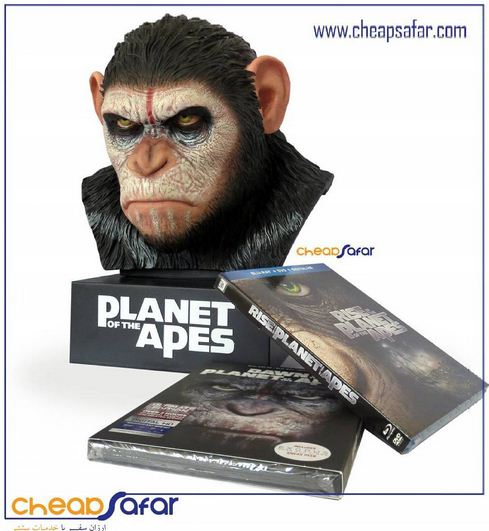 Planet of the Apes: Caesar's Warrior Collection [Blu-ray]