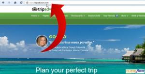 برنامه ریزی سفر با TripAdvisor